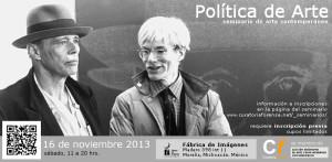 POLITICA_DEL_ARTE-seminario_morelia