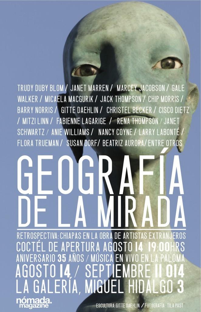 GEOGRAFIA DE LA MIRADAcartelweb