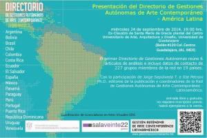 2014_09_Guadalajara_Mexico_PRESENTACION DIRECTORIO GESTIONES AUTONOMAS