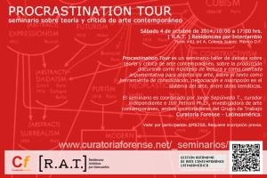 PROCRASTINATION_seminario_mexico_DF