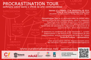 PROCRASTINATION_seminario_morelia