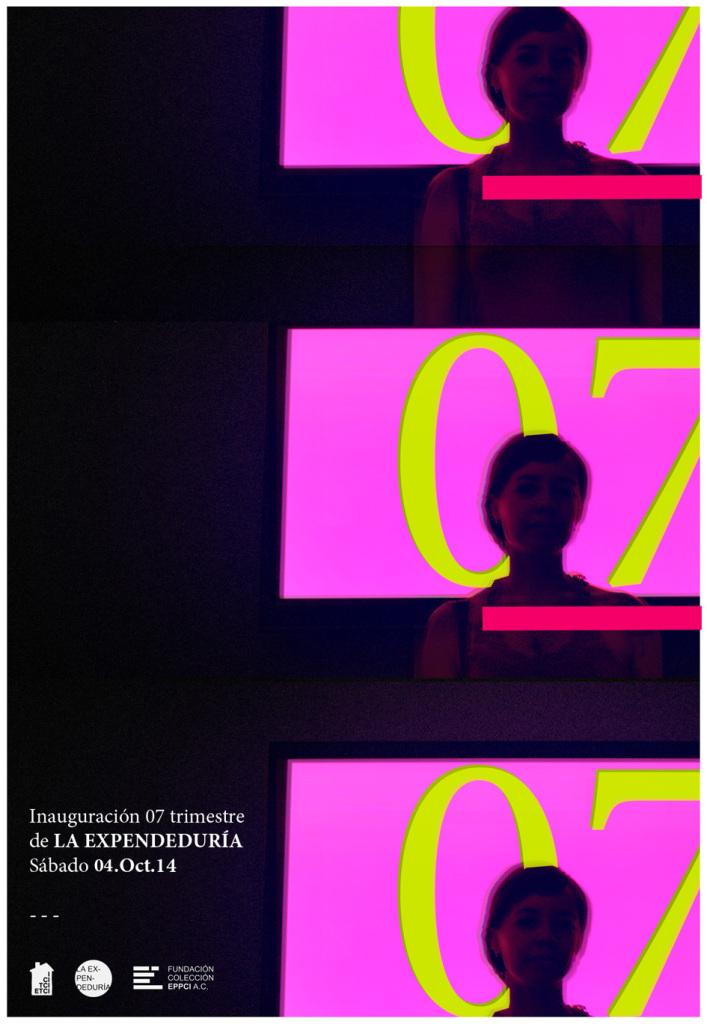 Poster Inauguración 07 LA EXPENDEDURÍA