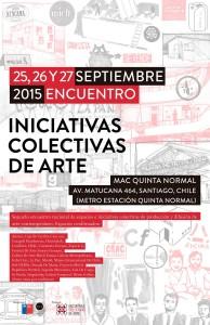 ICDA_2015_encuentro_de_iniciativas_colectivas_de_arte_Chile_afiche