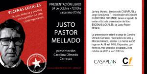 ESCENAS LOCALES presentación Valparaíso